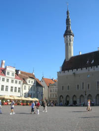 Town Hall from 15th century