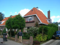 Pieter's childhood home