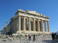 Parthenon or Temple to Athena