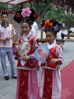 Photo Opportunity to dress in Tang Dynasty Clothes