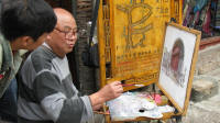 Artists can be found throughout China