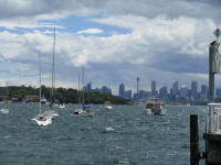 Sydney from Watsons Bay