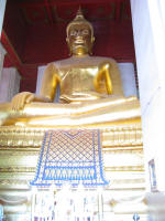 The large bronze Buddha