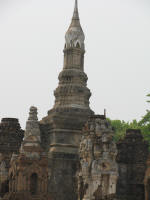 Main Chedi of Wat Mahathat