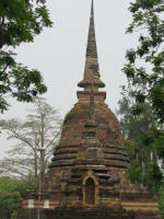 Bell shaped Chedi