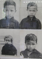 Young children were included in the prisoners
