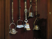 Ornate stirrups