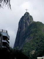 The Redeemer from Botafogo