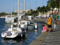 Fishing in Cabo Frio harbour