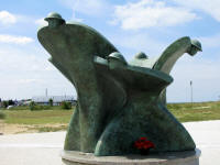 Canadian Memorial - Juno Beach