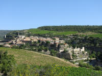 Minerve where in 1210 140 Perfects accepted burning rather than recant.