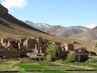 Village in the High Atlas