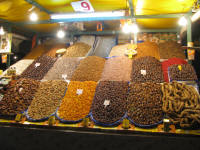 dates and other dried fruit for sale